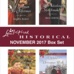 [PDF] [EPUB] Love Inspired Historical November 2017 Box Set: A Lawman for Christmas\Mail-Order Christmas Baby\Their Mistletoe Matchmakers\A Child's Christmas Wish Download