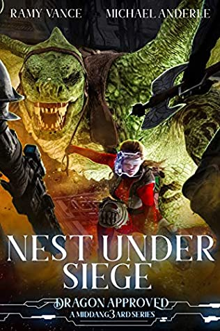 [PDF] [EPUB] Nest Under Siege: A Middang3ard Series (Dragon Approved Book 4) Download by Ramy Vance