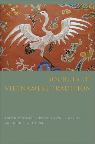 [PDF] [EPUB] Sources Of Vietnamese Tradition Download by Jayne S. Werner