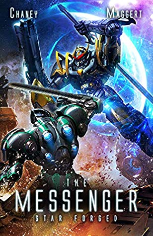 [PDF] [EPUB] Star Forged: A Mecha Scifi Epic (The Messenger Book 3) Download by J.N. Chaney