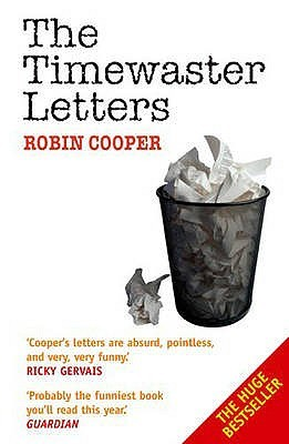 [PDF] [EPUB] The Timewaster Letters Download by Robin Cooper