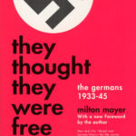 [PDF] [EPUB] They Thought They Were Free: The Germans 1933-45 Download