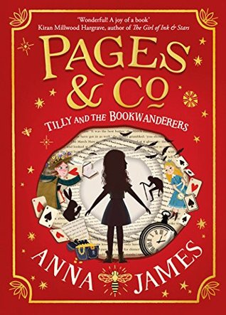 [PDF] [EPUB] Tilly and the Bookwanderers (Pages and Co. #1) Download by Anna     James