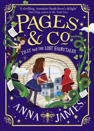 [PDF] [EPUB] Tilly and the Lost Fairytales (Pages and Co., #2) Download by Anna     James